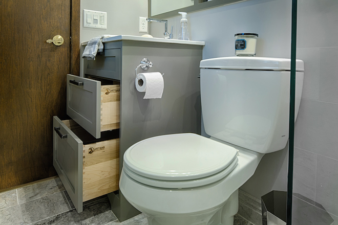 Bathroom Remodeling After Picture