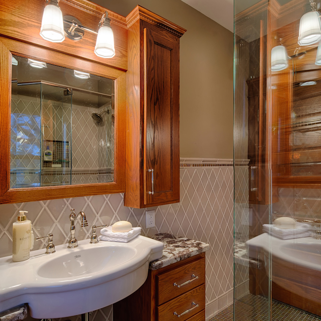 Best Bathroom Cabinets _ Remodel