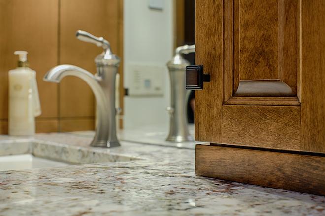 New Home Goodell Bathroom Remodeling