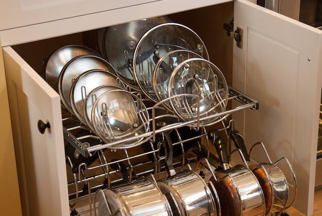 Custom Kitchen Cabinet Remodeling