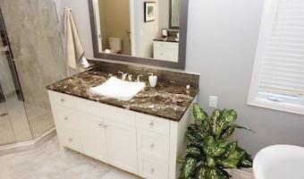 Eden Prairie Bathroom Counters