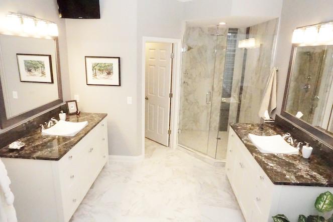 Eden Prairie Bathroom Remodel