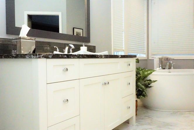 Eden Prairie Bathroom Remodeling Project
