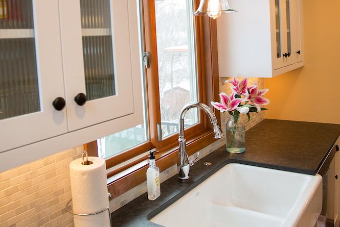 Freshly Remodeled Kitchen