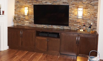 Minnetrista Yellowstone Trail Cabinet Project - Featured