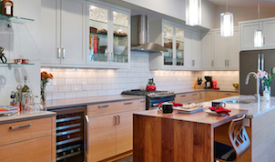 Remodeled Kitchen in Minnetonka