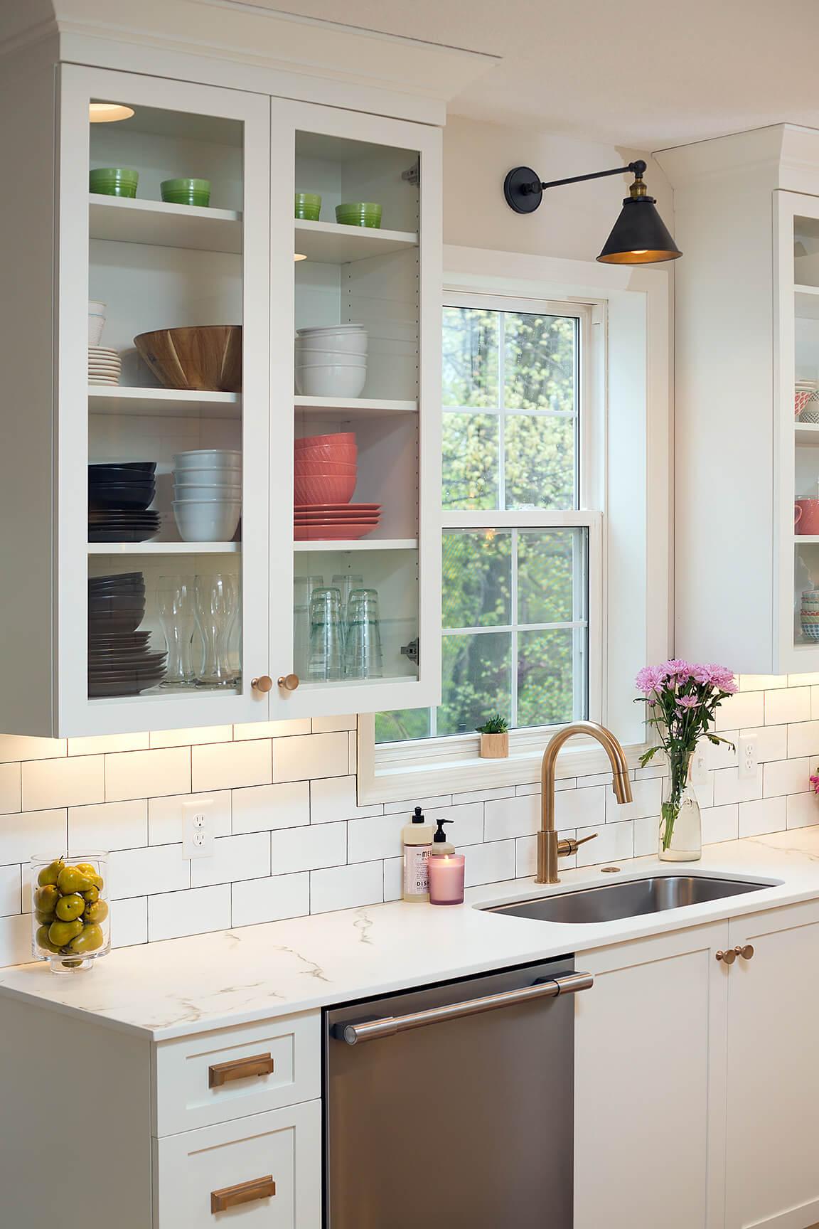 Dishware Storage and Dishwasher 0030